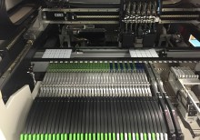 Feeder Fingers on Samsung SM 482 Pick and Place Machine